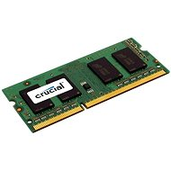 Crucial SO-DIMM 8GB DDR3L 1600MHz CL11 Dual Voltage - Arbeitsspeicher