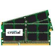 Crucial SO-DIMM 16 GB KIT DDR3L 1866 MHz CL13 für Apple / Mac - Arbeitsspeicher