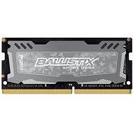 Crucial SO-DIMM 8GB DDR4 2666MHz CL16 Ballistix Sport LT - Arbeitsspeicher