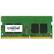 Crucial SO-DIMM 4 GB DDR4 2133 MHz CL15 Single Ranked - Arbeitsspeicher