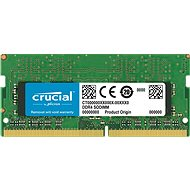 Crucial SO-DIMM 8GB DDR4 2133MHz CL15 Single Ranked - Arbeitsspeicher