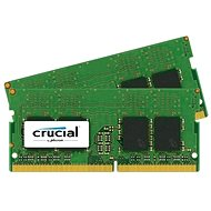 Crucial SO-DIMM 16 GB KIT DDR4 2133 MHz CL15 Dual Ranked - Arbeitsspeicher