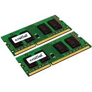 Crucial SO-DIMM 8GB KIT DDR4 2400MHz CL17 Single Ranked - Arbeitsspeicher
