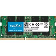Crucial SO-DIMM 16GB DDR4 2666MHz CL19 Dual Ranked - Arbeitsspeicher
