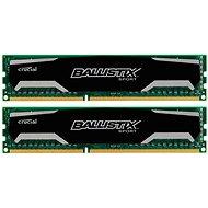 Crucial DDR3 1600MHz 16 GB KIT CL9 Ballistix Sport - Arbeitsspeicher