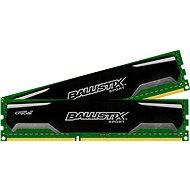 Crucial 8GB KIT DDR3 1600MHz CL9 Ballistix Sport - Arbeitsspeicher