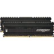 Crucial 32GB KIT DDR4 3000MHz CL15 Ballistix Elite - Arbeitsspeicher