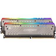 Crucial 32GB KIT DDR4 2666 MHz CL16 Ballistix Tactical Tracer RGB - Arbeitsspeicher