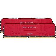 Crucial 16GB KIT DDR4 3000MHz CL15 Ballistix Red - Arbeitsspeicher