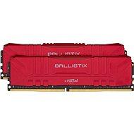 Crucial 32 GB DDR4 3200 MHz CL16 Ballistix Rot - Arbeitsspeicher