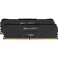 Crucial 16 GB KIT DDR4 3600 MHz CL16 Ballistix Schwarz - Arbeitsspeicher