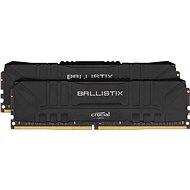 Crucial 32 GB DDR4 3600 MHz CL16 Ballistix Schwarz - Arbeitsspeicher