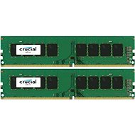 Crucial 32GB KIT DDR4 2400MHz CL17 Dual Ranked - Arbeitsspeicher