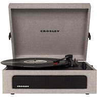 Crosley Voyager - Grau - Plattenspieler