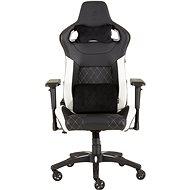 Corsair T1 2018, schwarz-weiß - Gaming-Stuhl
