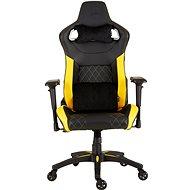 Corsair T1 2018, schwarz-gelb - Gaming-Stuhl