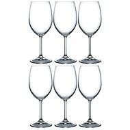 Crystalex LARA Bordeaux-Gläser 450ml 6 Stück - Glas-Set