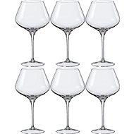 Crystalex REBECCA 590ml Weinglas 6 Stück - Glas-Set