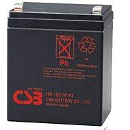 CSB HR1221W F2, 12 V, 5,1 Ah - Akku