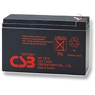 CSB GP1272 F2, 12 V, 7,2 Ah
