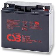 CSB GP12170, 12V, 17Ah - Akku
