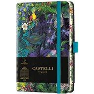 Notebook CASTELLI MILANO Eden Lily, size S