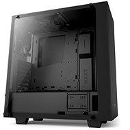 NZXT S340 Elite matt-schwarz - PC-Gehäuse
