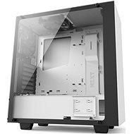 NZXT S340 Elite weiß matt - PC-Gehäuse