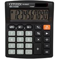 CITIZEN SDC810NR schwarz - Taschenrechner