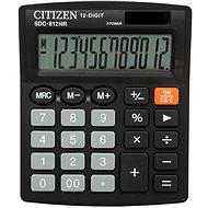 CITIZEN SDC812NR schwarz - Taschenrechner