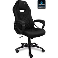 CONNECT IT RazorPro Fabric, schwarz - Gaming-Stuhl
