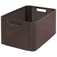 CURVER STYLE BOX L, 03616-210 - braun - Aufbewahrungsbox