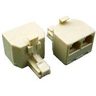 Datacom UTP CAT3 3xRJ11 (6p4c-1M / 2F) - Splitter