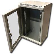 "Datacom 10"" 12U / 280 mm (Glas) grau"