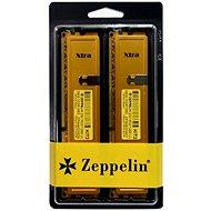 ZEPPELIN 4 GB KIT DDR3 1333 MHz CL9 GOLD - Arbeitsspeicher