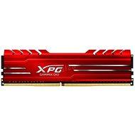 ADATA 8 Gigabyte KIT DDR4 3.000 Megahertz CL16 XPG GAMMIX D10, rot - Arbeitsspeicher