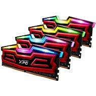 ADATA 32GB KIT DDR4 3200MHz CL16 XPG SPECTRIX D40, Rot - Arbeitsspeicher