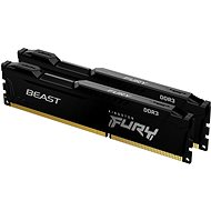 Kingston FURY 16GB KIT DDR3 1600MHz CL10 Beast Black - Arbeitsspeicher