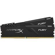 HyperX 32 GB KIT DDR4 2666 MHz CL16 FURY Black - Arbeitsspeicher