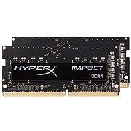 HyperX SO-DIMM 64 GB KIT DDR4 2400 MHz CL15 - Arbeitsspeicher