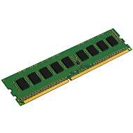 Kingston 4 Gigabyte DDR3 1.600 Megahertz CL11 - Arbeitsspeicher
