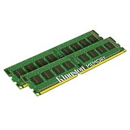 Kingston DDR3 1333MHz 8 GB KIT CL9 - Arbeitsspeicher
