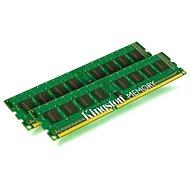 Kingston 16 Gigabyte KIT DDR3 1.333 Megahertz CL9 Single Rank - Arbeitsspeicher