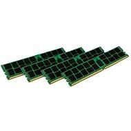 Kingston 64 Gigabyte KIT DDR4 2.400 Megahertz CL17 ECC Registered - Arbeitsspeicher