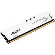 Systemspeicher Kingston 4GB DDR3 1866 MHz CL10 HyperX Fury Weiß Serie - Arbeitsspeicher