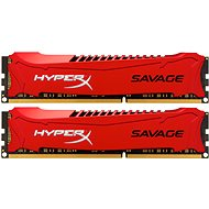 Kingston HyperX Savage Series 8 GB KIT DDR3 1600 MHz CL9 - Arbeitsspeicher