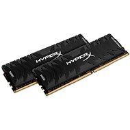 Kingston 32 Gigabyte KIT 2400MHz DDR4 CL12 HyperX Predator - Arbeitsspeicher