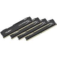 HyperX 64GB KIT DDR4 2666MHz CL16 Fury Black Series - Arbeitsspeicher