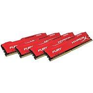 HyperX 64GB KIT DDR4 2666MHz CL16 Fury Red Series - Arbeitsspeicher