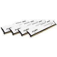 HyperX 64GB KIT DDR4 2666MHz CL16 Fury White Series - Arbeitsspeicher
